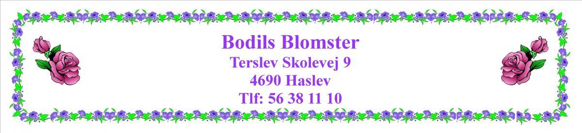 Bodils Blomster