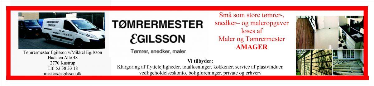 Tømrermester Egilsson